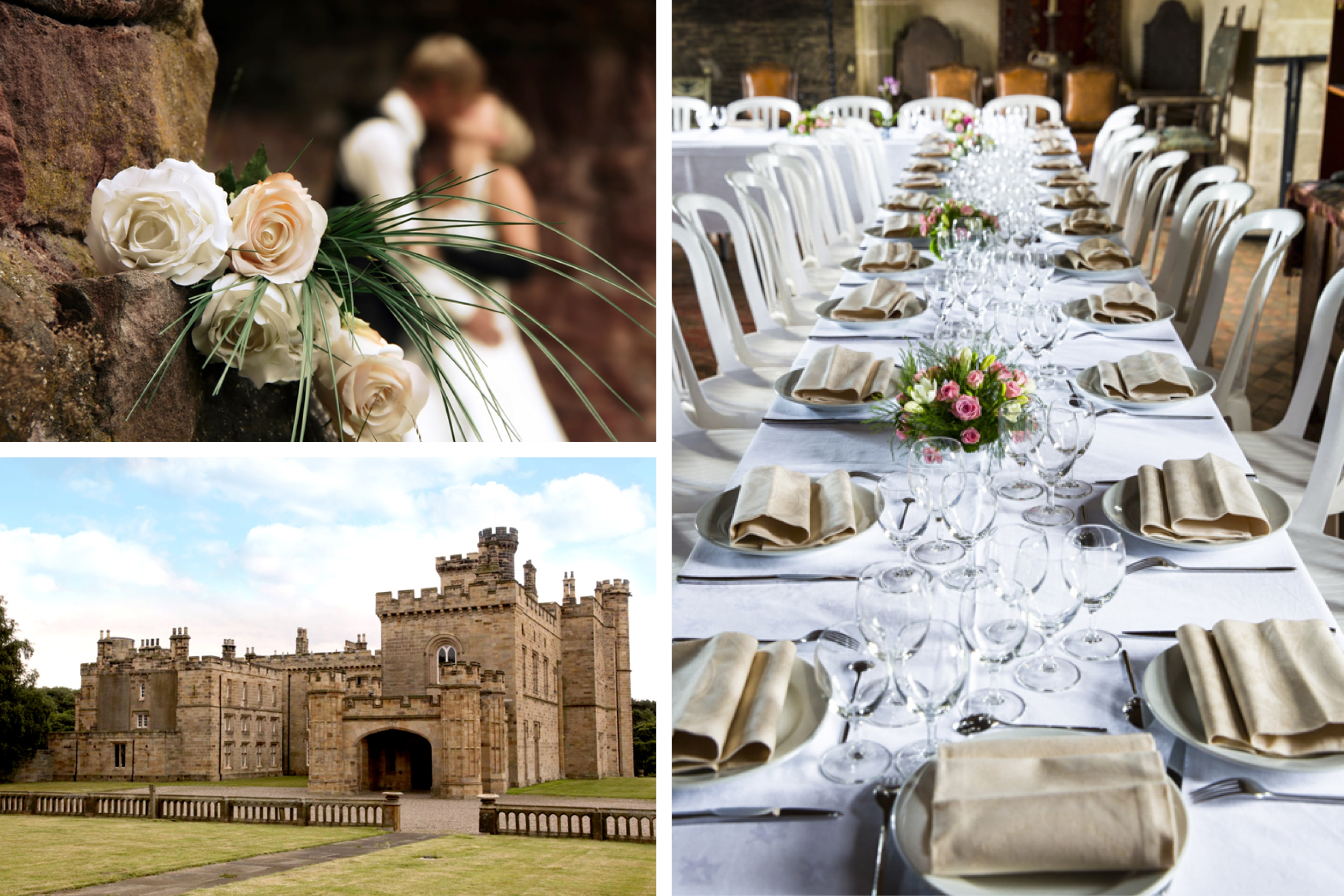 Lambton Castle Wedding Show