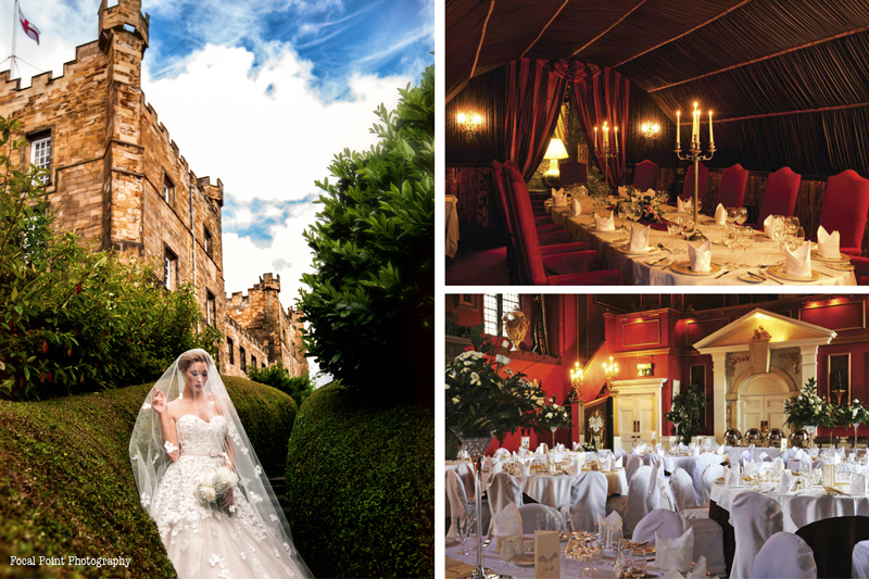 Lumley Castle Wedding Show
