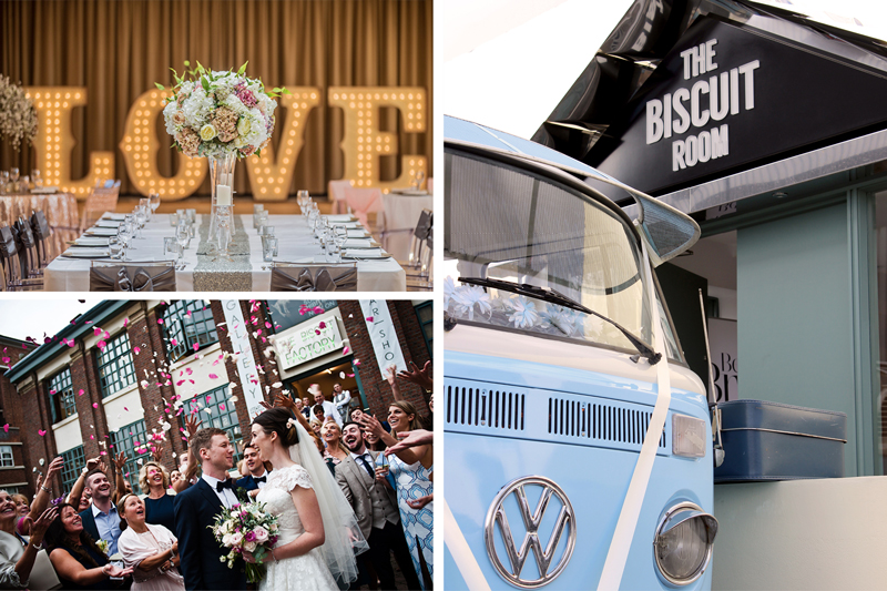 The Biscuit Factory Wedding Show