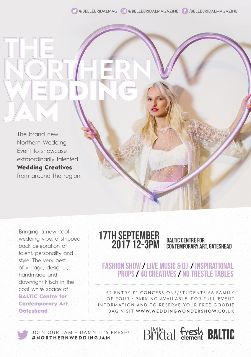 The Northern Wedding Jam at Baltic, Gateshead